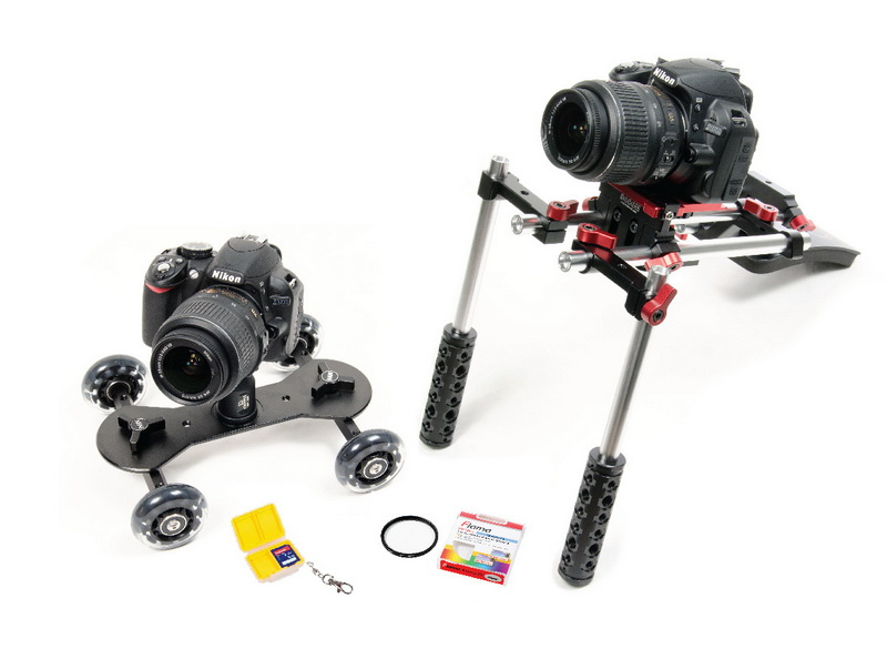 фото и видеоаксессуары для камер
